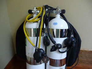 High End Advanced Scuba Kit