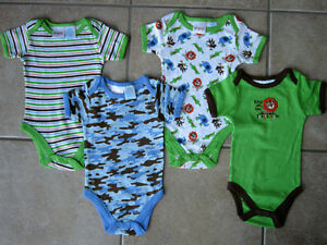 3-6 Month Onsies Lot