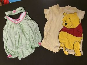 Girls 6m summer clothes Regina Regina Area image 4