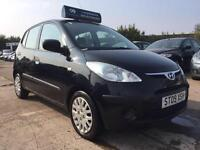 2009 Hyundai i10 1.2 Classic Full Service History 1 Owner 12 Months Mot