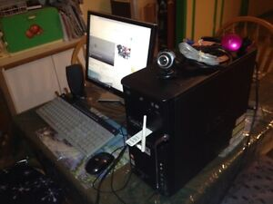 ALL IN ONE DESKTOP GAMING PC