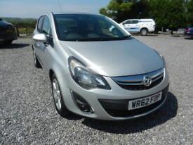 Vauxhall/Opel Corsa 1.4i 16v ( 100ps ) 2012 SXi