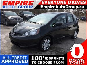 2012 HONDA FIT LX * POWER GROUP * LOW KM * EXTRA CLEAN