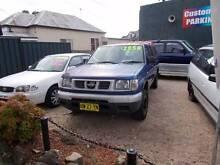 1998 Nissan Navara Ute Granville Parramatta Area Preview