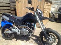 Honda FMX650 Bike