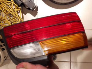 e36 1991-1999 bmw  tail lights