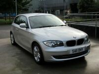 2011 BMW 1 Series 2.0 118d SE 3dr