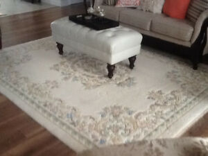 Carpet pastel shade 9x10 very good condition