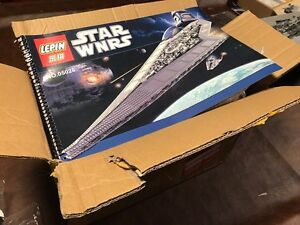 Lego Star Wars Super Star Destroyer 3200 pieces