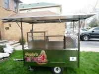 HOT DOG CART FOR SALE!!!