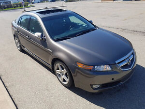 2008 Acura TL -  CERTIFIED / E-TESTED! WE PAY HST! 115 KMS! NAV!