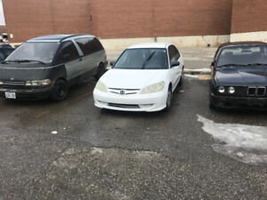 2005 Honda civic for sale $2000