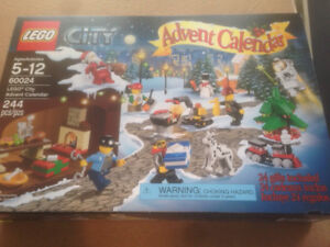 Lego NEW Advent Calendar from 2013