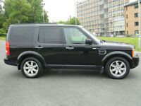 2009 59 Land Rover Discovery 3 2.7 TD V6 HSE Auto 5dr WITH FSH+MEGA SPEC++