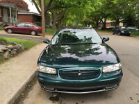2001 Buick Regal GS Berline