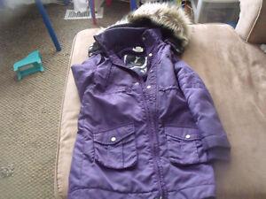 Girls waterproof jacket London Ontario image 1