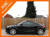 2007 Audi TT 2.0 FSI 200 BHP Auto Full Leather BOSE Climate Control Just 1 Owner