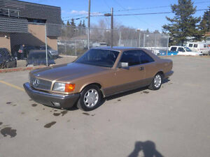 1984 Mercedes-Benz  500SEC Coupe ONLY $5300