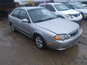 NEW FOR PARTS 2004 KIA SPECTRA@PICNSAVE WOODSTOCK