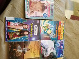 Childrens chapter books