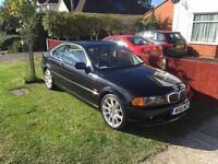 BMW 323 CI SE