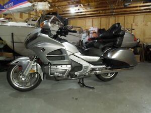 2013 Honda Goldwing - Immaculate