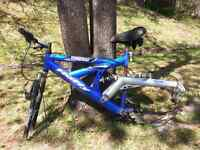 Huffy Tundra frame (repair or parts)