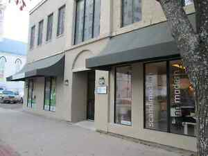 Prime commercial space. Downtown Fredericton