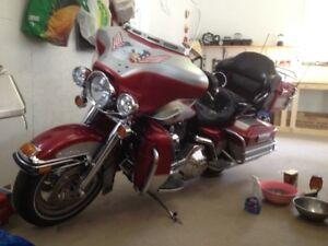 Harley Davidson Tour Bike