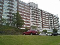 Fort Howe - 2 Bdrm Corner Suite, Balcony, H/L, Avail Aug 1 *$895