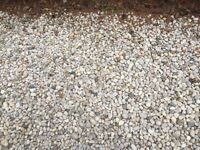 Beach Stone - Already removed in a pile on driveway!