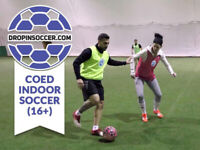 Calgary's Only Coed Drop-In Soccer Since 2005 |16+|