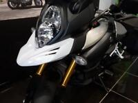 2014 SUZUKI DL1000A V-STROM DL1000A L4 Low Mileage,Panniers,Top Case, Heated ...