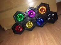 Flashing Multifunction Disco Lights