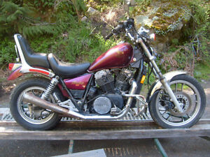 Wanted Tachometer for 83 Honda Shadow other years may fit.