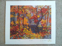 "Tom Thomson ""Northern Icons Suite 1"" Limited Edition set"