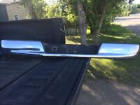 2003 and up dodge rear bumper