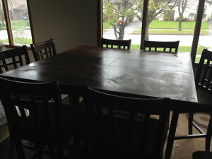 8 Seater hightop table
