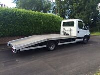 Iveco daily 35c12 recovery truck