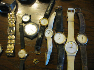 21 assorted watches, mainly womens, designer, sports Windsor Region Ontario image 2