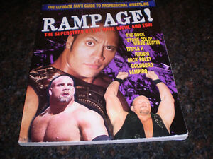 WWF,WCW AND ECW  WRESTLING BOOK Windsor Region Ontario image 1