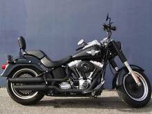 2013 HARLEY-DAVIDSON SOFTAIL FAT BOY LO Cannington Canning Area Preview
