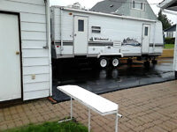 Immaculate shape travel trailer for sale in Elliot Lake