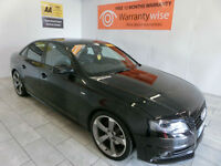 2012 Audi A4 2.0TDI 136 S-LINE Black Edition ***BUY FOR ONLY £55 A WEEK***