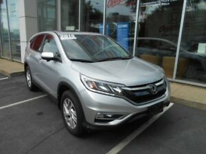 2015 HONDA CR-V EX-L LEATHER HEATED LEATHER SEATS AWD