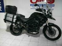 Triumph Tiger XC800 13-REG 30KWITH EXTRAS £5499.OTR NATIONAL DELIVERY £150.