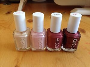 For sale: Essie and Sephora nail polish