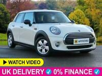 2015 15 MINI HATCH ONE 1.5 ONE D PEPPER PACK 5DR CHROME PACK BLUETOOTH DIESEL