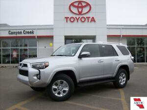 2018 Toyota 4Runner AWD SR5 V6 UPGRADE PKG