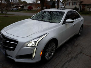 2016 Cadillac CTS Luxury Collection AWD Sedan